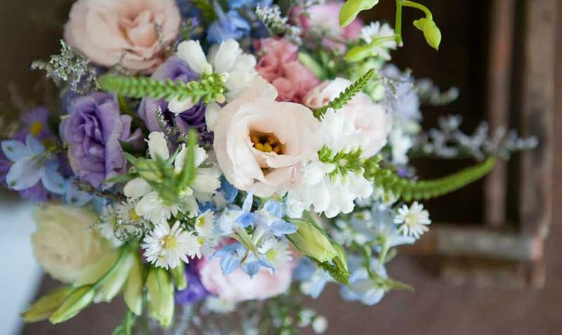 Gorgeous Blue Bouquet