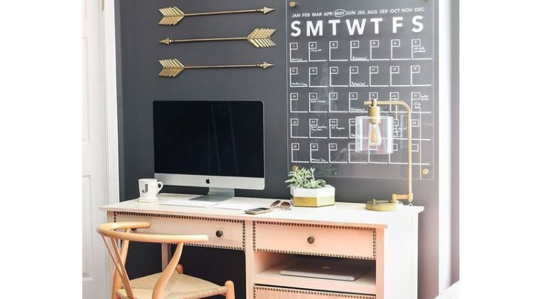 Inspirational Grey & Charcoal Home Offices