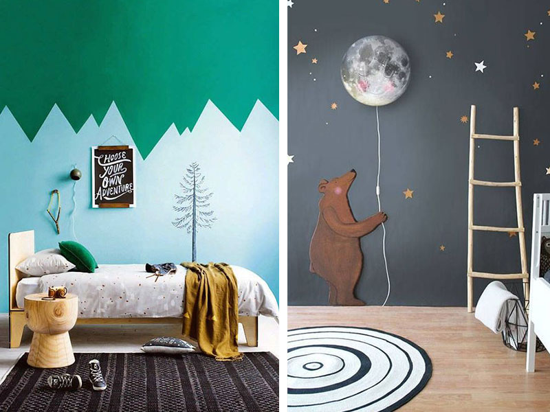Boys Rooms - wall art