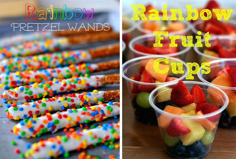 Rainbow-Pretzels-&-Fruit