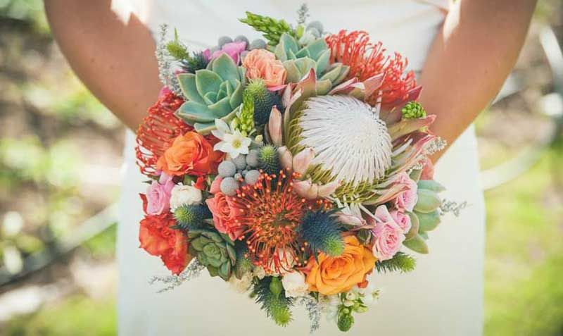Beautiful Botanicals: Gorgeous Wedding Bouquets to Fall in Love With